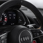 Yeni Audi R8 V10 Decennium İçi