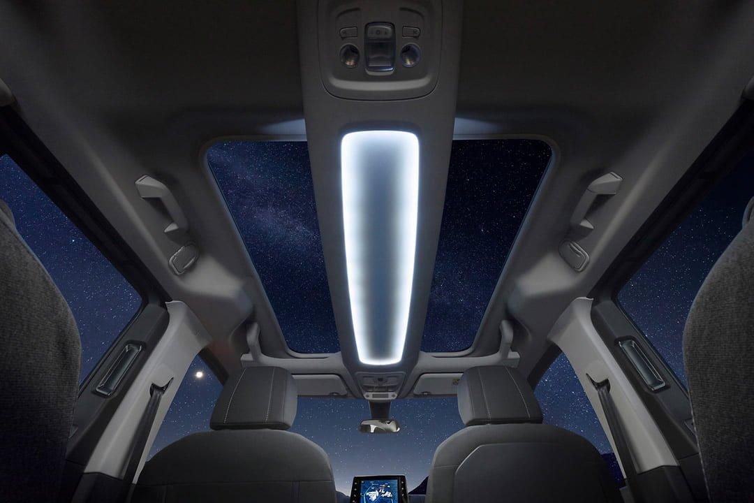 2019 Yeni Kasa Opel Combo İçi