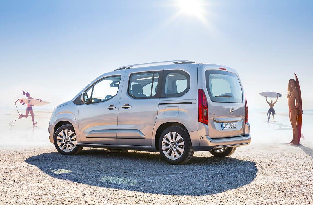 2019 Yeni Kasa Opel Combo Fiyatı