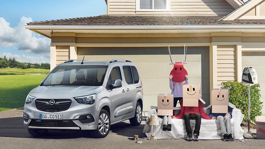 2019 Yeni Kasa Opel Combo Türkiye