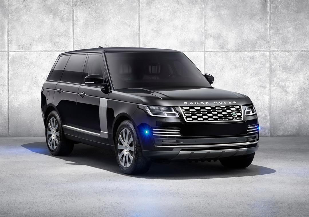 2019 Yeni Range Rover Sentinel Özellikleri