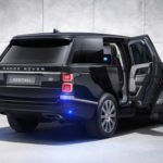 2019 Yeni Range Rover Sentinel Donanımları