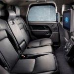 2019 Yeni Range Rover Sentinel İçi