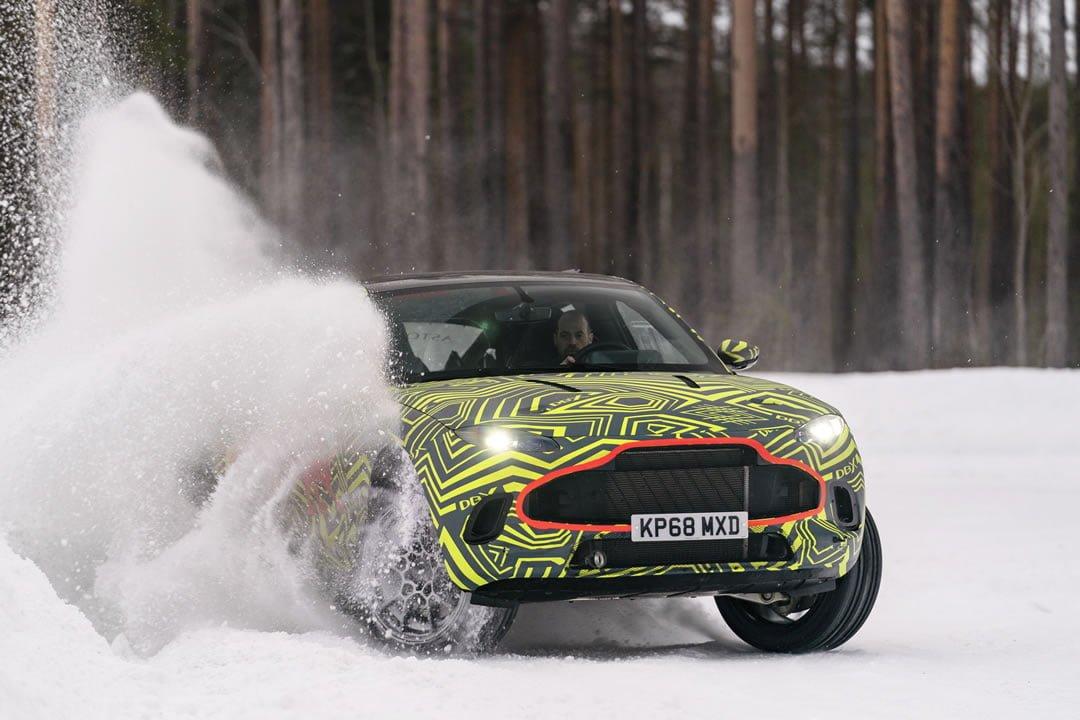 2020 Aston Martin DBX Ne Zaman Gelecek?
