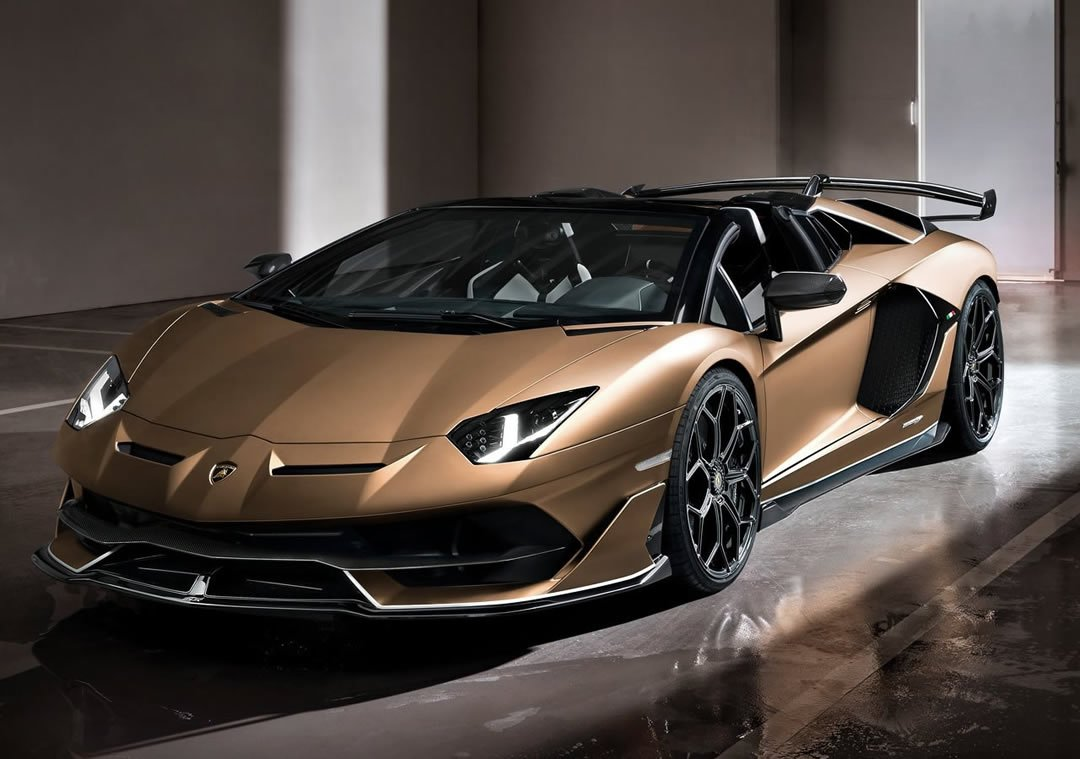 2020 Lamborghini Aventador SVJ Roadster Teknik Özellikleri