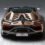Yeni Lamborghini Aventador SVJ Roadster