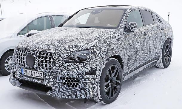 2020 Mercedes-AMG GLE 63 Coupe