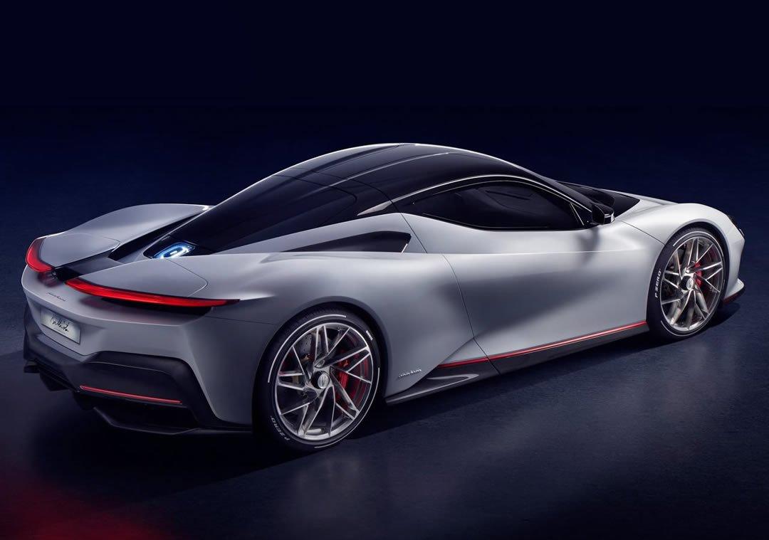 2020 Pininfarina Battista Teknik Özellikleri