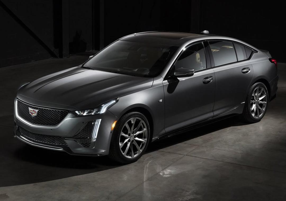 2020 Yeni Cadillac CT5 Özellikleri