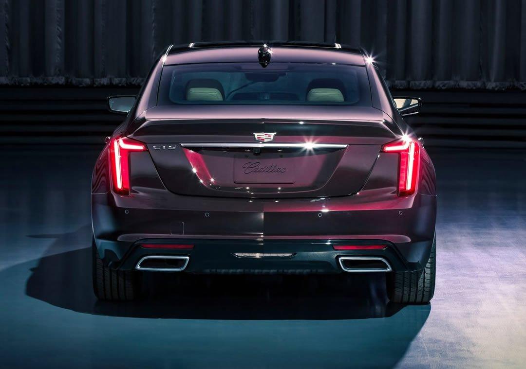 Yeni Cadillac CT5