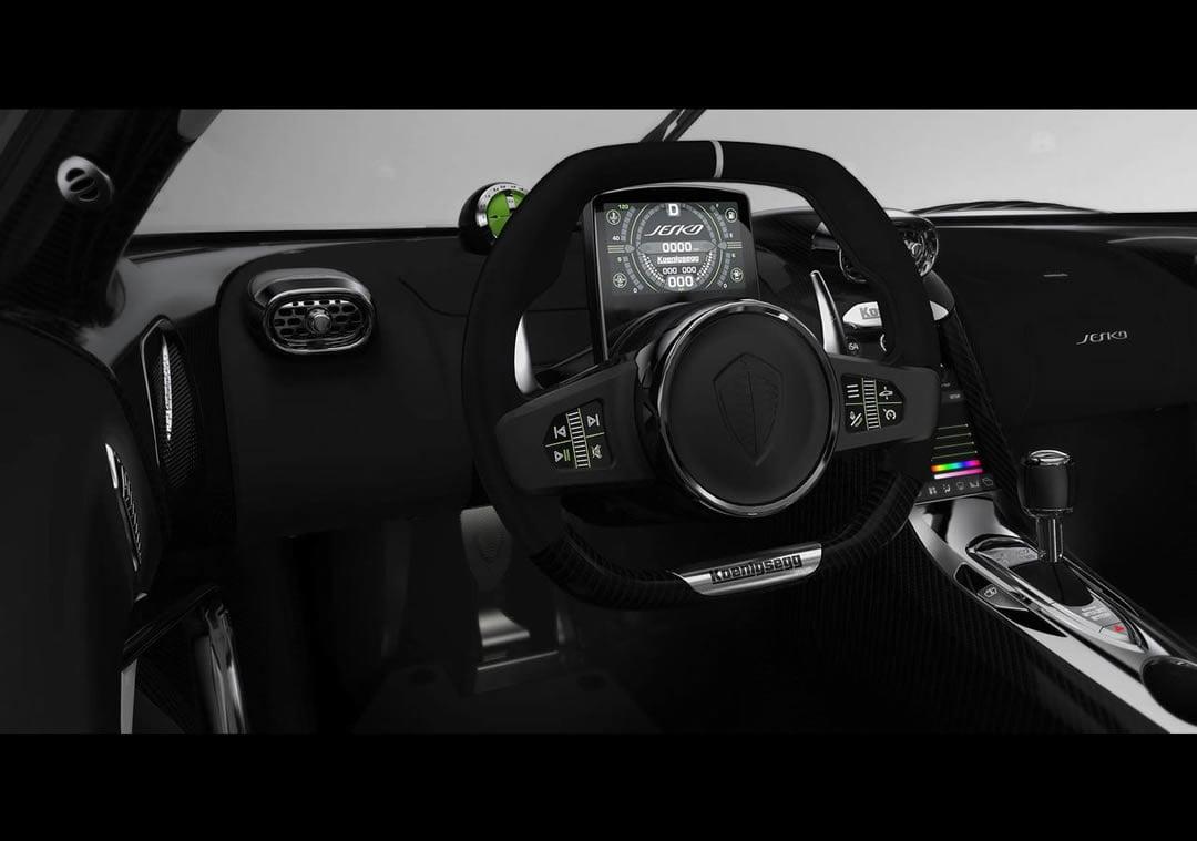 2020 Yeni Koenigsegg Jesko Donanımları