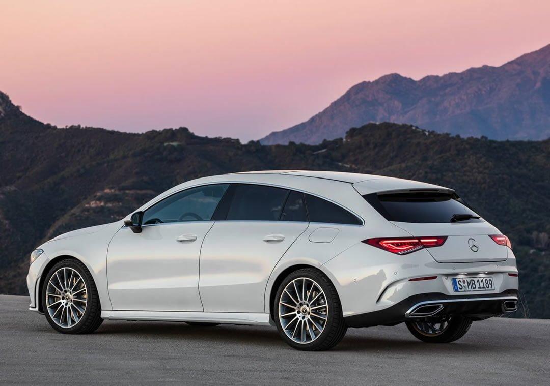Yeni Mercedes-Benz CLA Shooting Brake