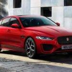 Makyajlı 2020 Yeni Jaguar XE
