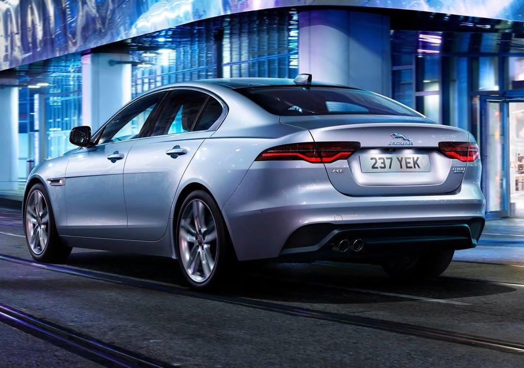Makyajlı 2020 Yeni Jaguar XE Teknik Özellikleri