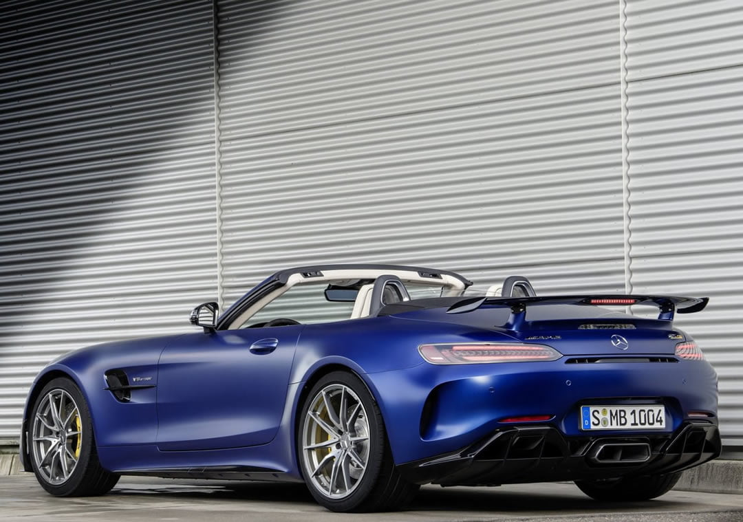 2020 Mercedes-Benz AMG GT R Roadster Teknik Özellikleri