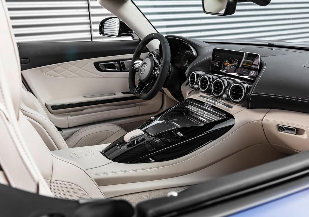 2020 Mercedes-Benz AMG GT R Roadster Kokpiti