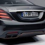 Yeni Mercedes-Benz S65 AMG Final Edition Fotoğrafları