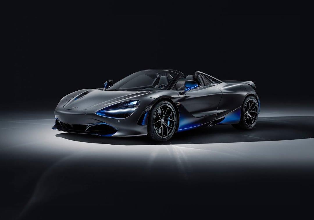 MSO 2019 McLaren 720S Spider