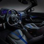 MSO 2019 McLaren 720S Spider Kokpiti