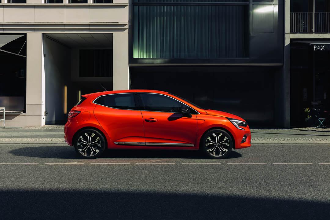 Yeni Kasa Renault Clio 5 Donanımları