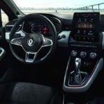 Yeni Kasa Renault Clio 5 Kokpiti