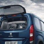 Yeni Peugeot Rifter Bagaj Alanı