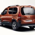 Yeni Peugeot Rifter Teknik Özellikleri