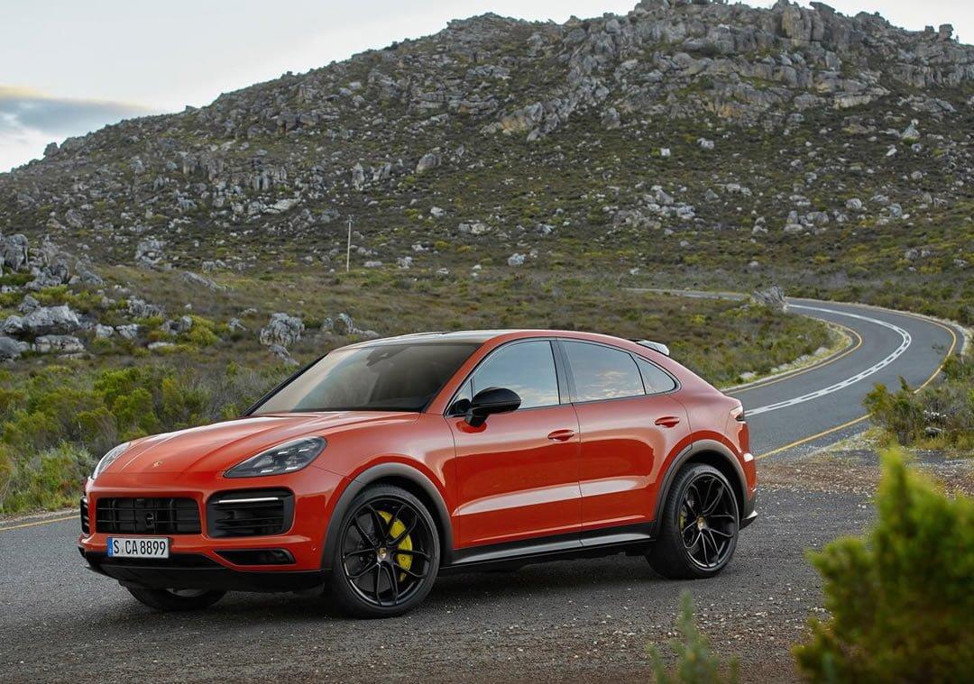 2020 Yeni Porsche Cayenne Coupe Özellikleri