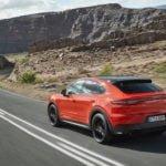 2020 Yeni Porsche Cayenne Coupe