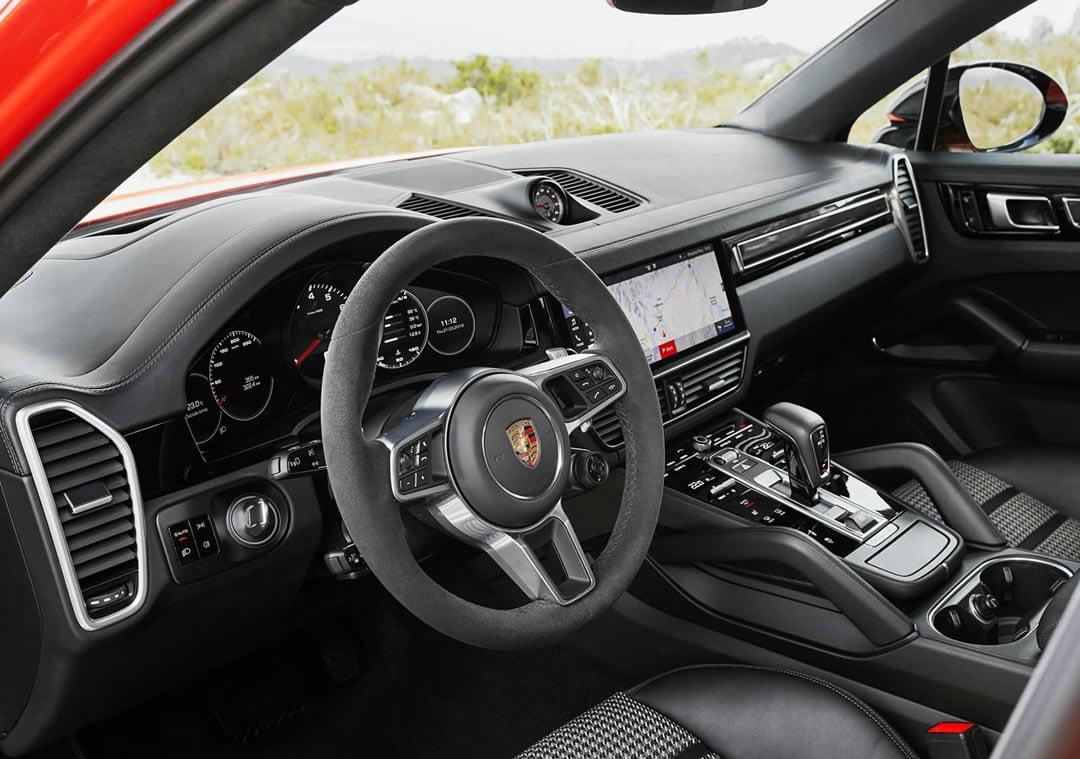 2020 Yeni Porsche Cayenne Coupe Fiyatı
