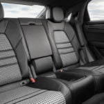 2020 Yeni Porsche Cayenne Coupe İçi