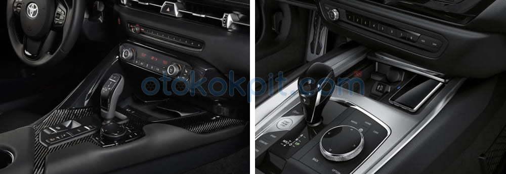 Yeni Toyota Supra - BMW Z4 M40i Şanzıman