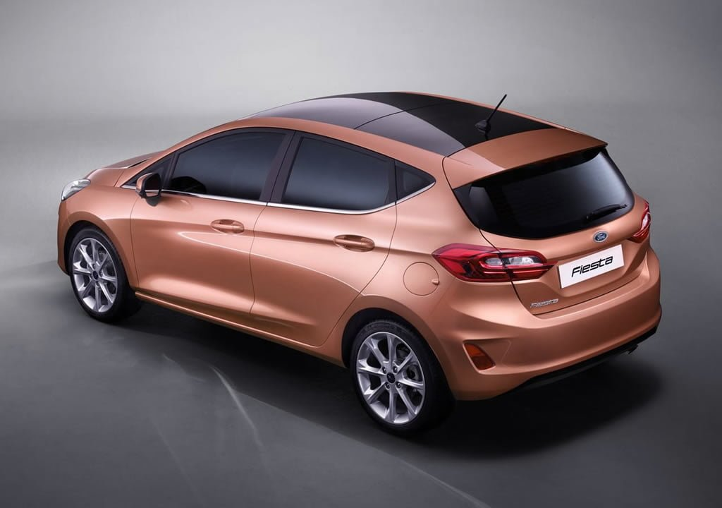2019 Model Ford Fiesta Donanımları