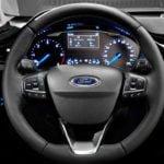 2019 Model Ford Fiesta Kokpiti