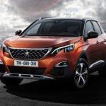 2019 Model Peugeot 3008 Fiyatı