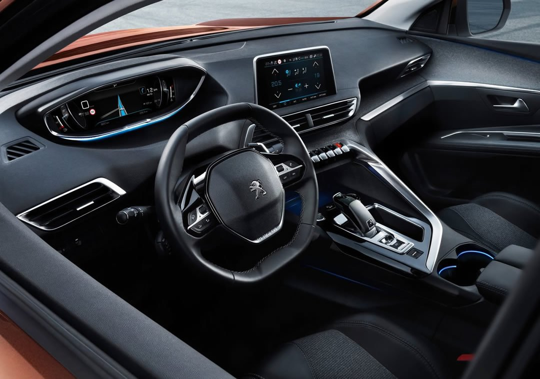 2019 Model Peugeot 3008 Özellikleri