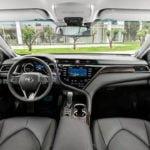 2019 Toyota Camry Hibrit Kokpiti