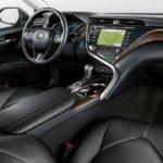 2019 Toyota Camry Hibrit İçi