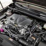 2019 Toyota Camry Hybrid Sedan Motoru