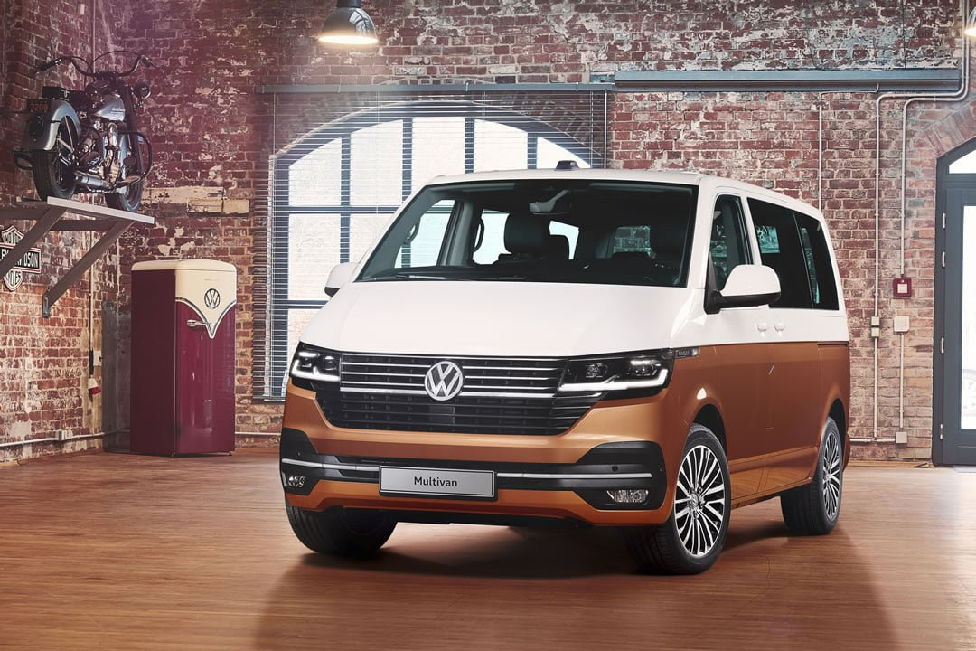 2019 Volkswagen Transporter Multivan T6.1 Özellikleri