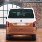 2019 Volkswagen Transporter Multivan T6.1 Motor Seçenekleri