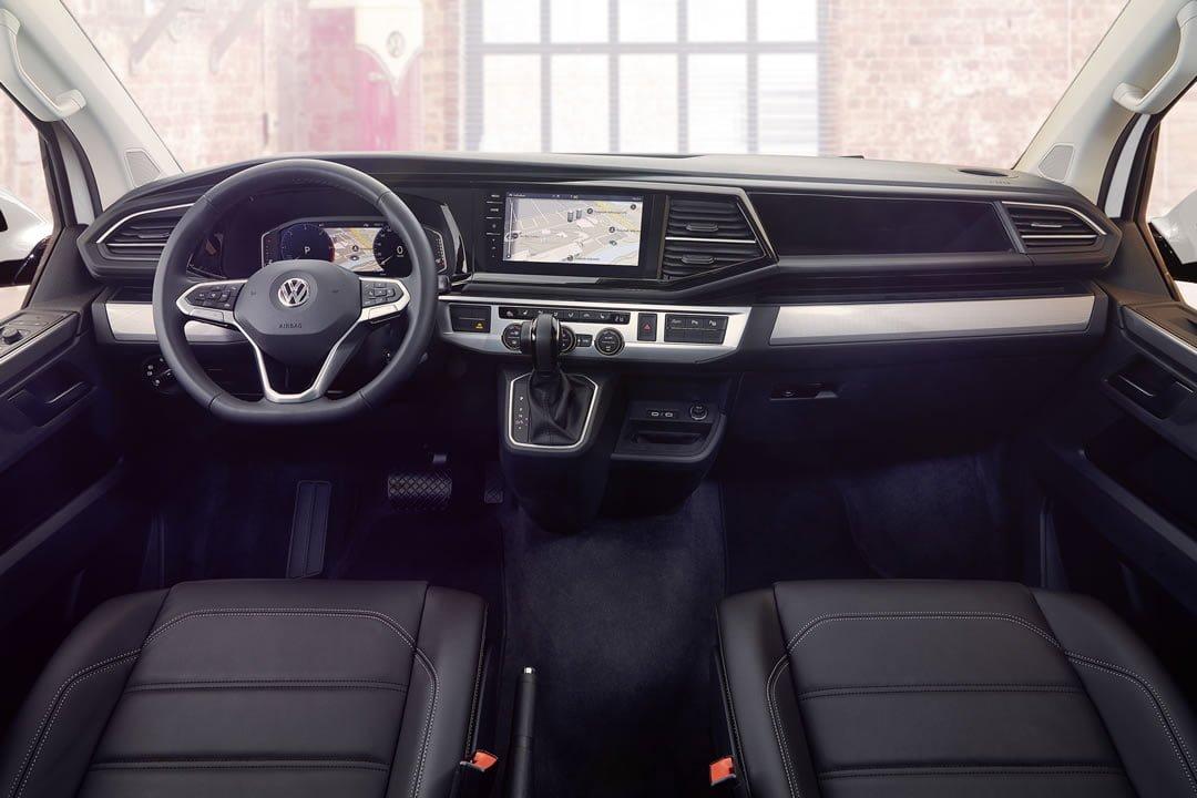 2019 Volkswagen Transporter Multivan T6.1 Kokpiti