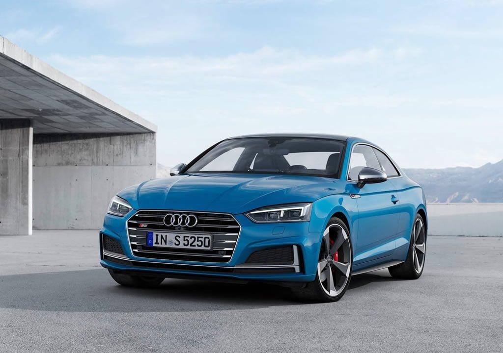 2019 Yeni Audi S5 Coupe TDI