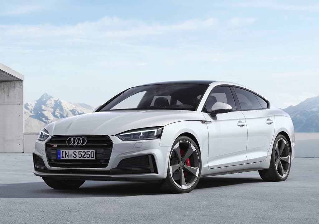 2019 Yeni Audi S5 Sportback TDI