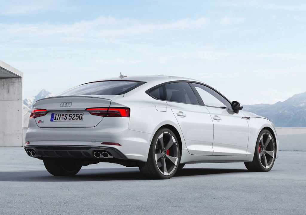 2019 Yeni Audi S5 Sportback TDI Özellikleri