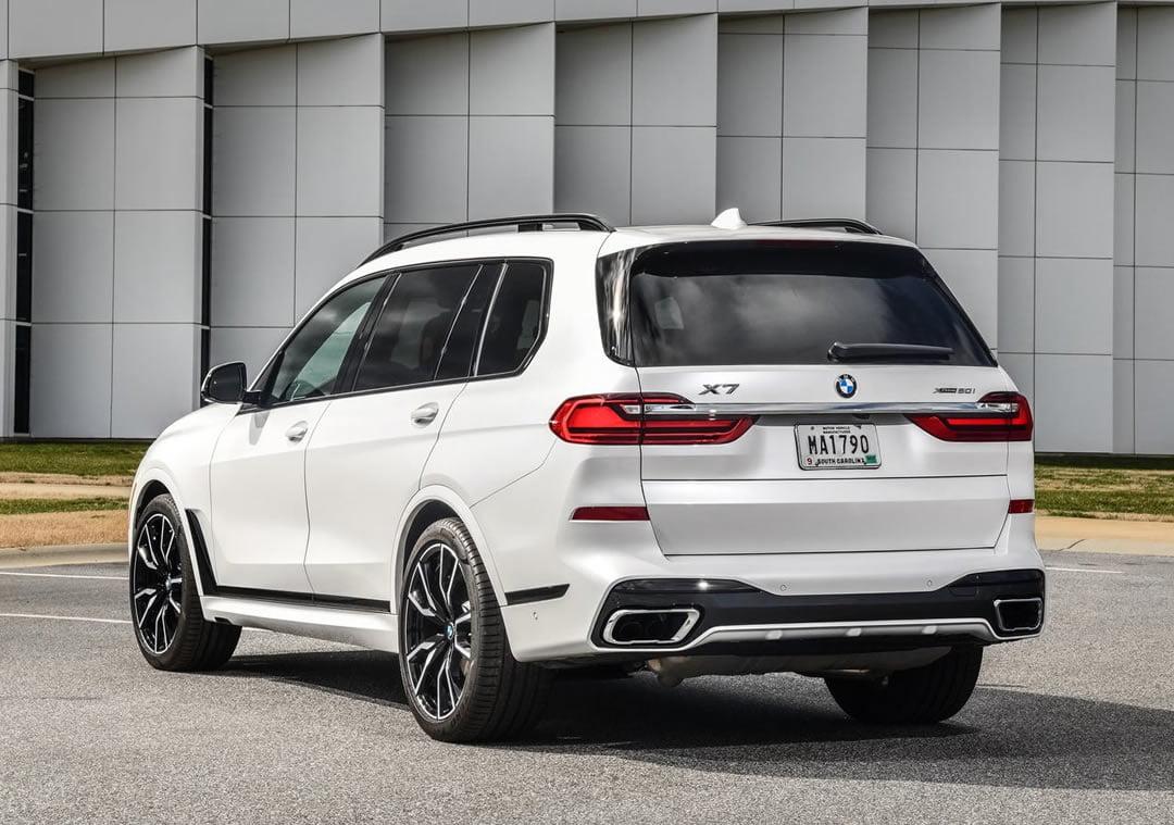 2019 Yeni BMW X7 xDrive50i Özellikleri