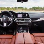 2019 Yeni BMW X7 xDrive50i Kokpiti
