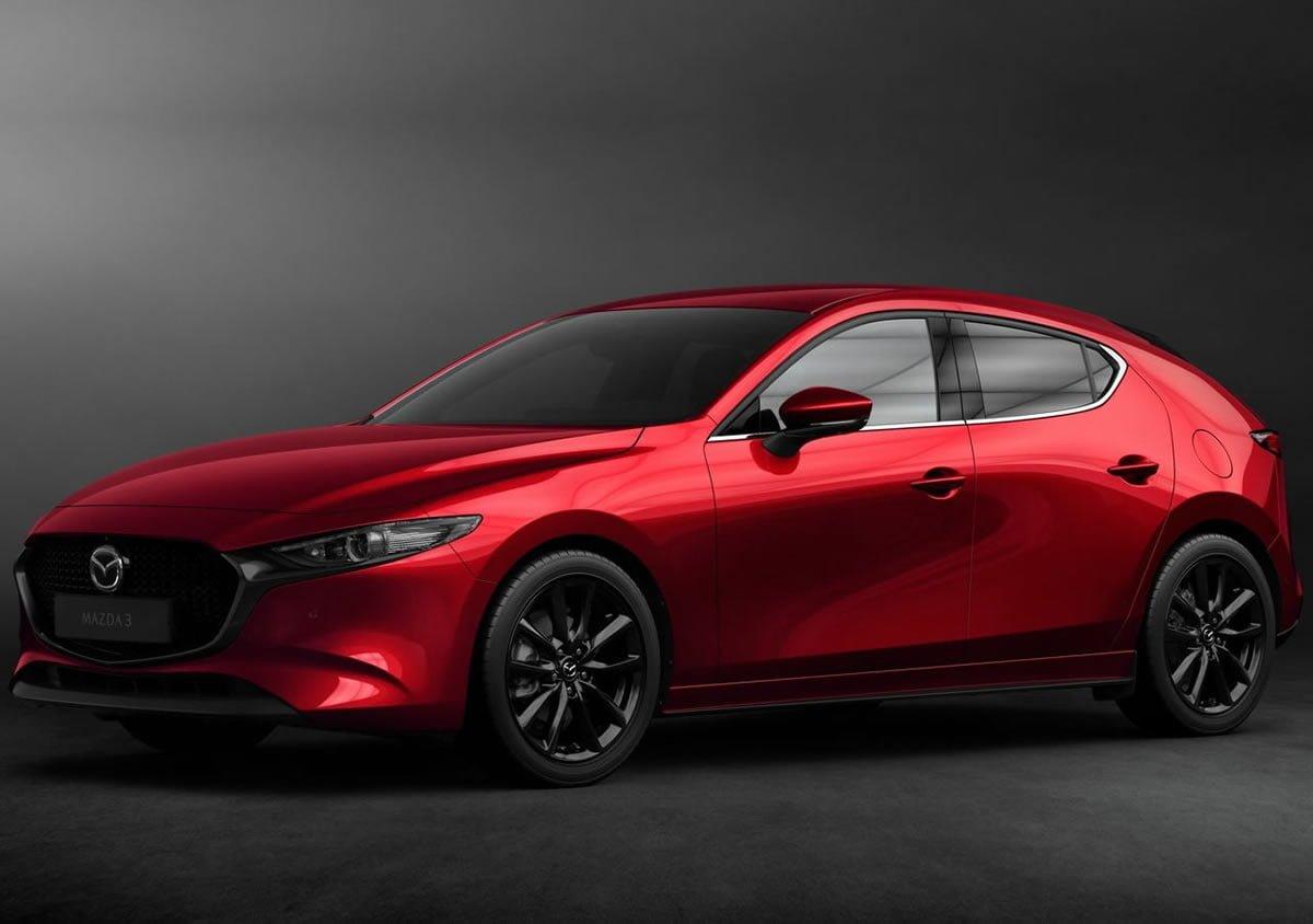 2019 Yeni Kasa Mazda 3 Hatchback