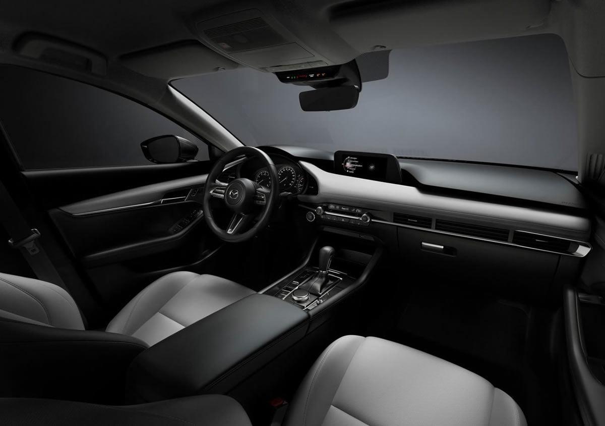2019 Yeni Kasa Mazda 3 Hatchback Kokpiti
