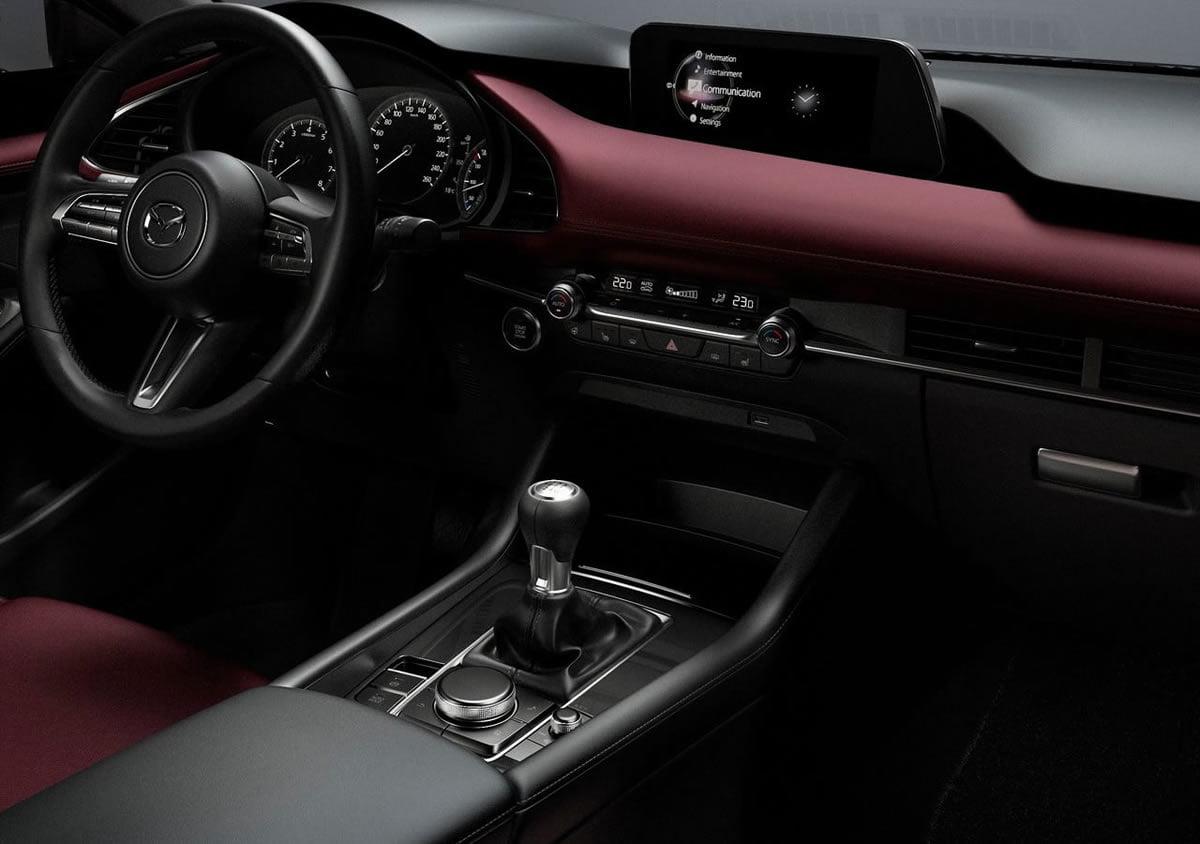 2019 Yeni Kasa Mazda 3 Hatchback Teknik Özellikleri